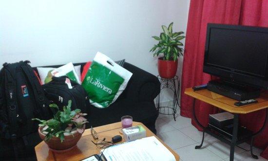 My Aruban Home: living