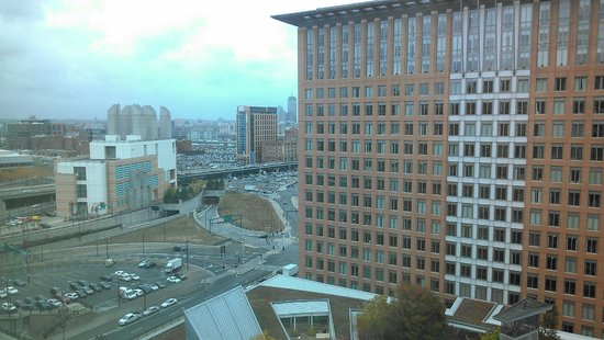 Seaport Boston Hotel: Another view from the room