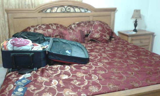 My Aruban Home: super cama