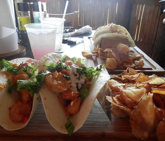 Boondocks Grille & Draft House: Tacos