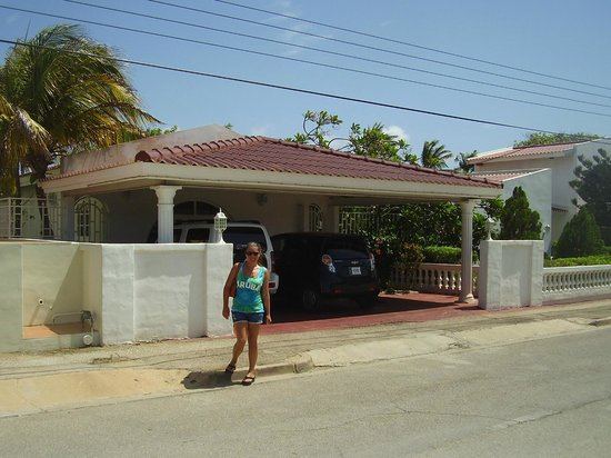 My Aruban Home: frente