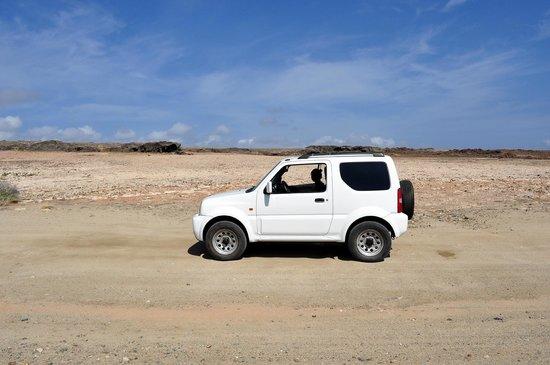 My Aruban Home: camioneta