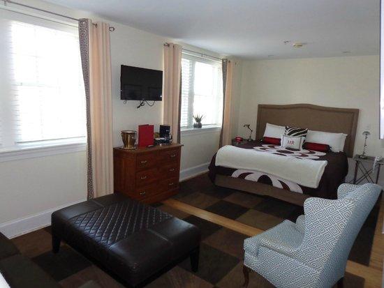 Hotel Rodney: Room
