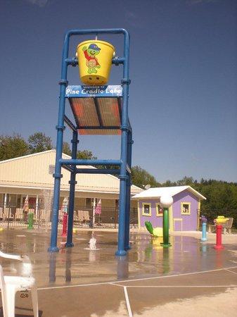 Rome, PA: water park