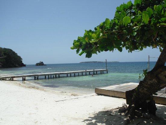 La Giralda: The beach
