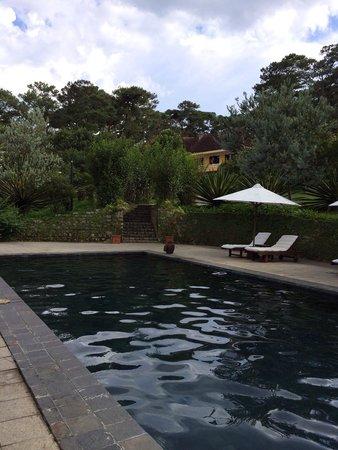 Ana Mandara Villas Dalat Resort & Spa: La piscine....