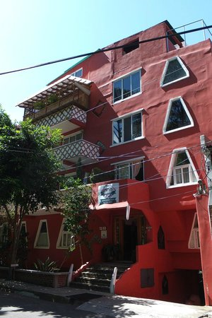 Eco Suites Uxlabil: Hotel