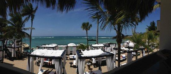 Cofresi Palm Beach & Spa Resort: VIP Beach