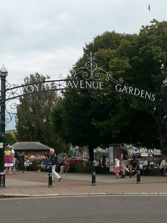 Royal Avenue Gardens