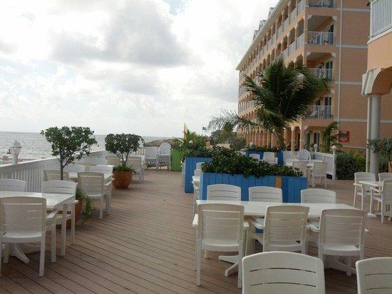 Morritts Tortuga Club and Resort: Great views