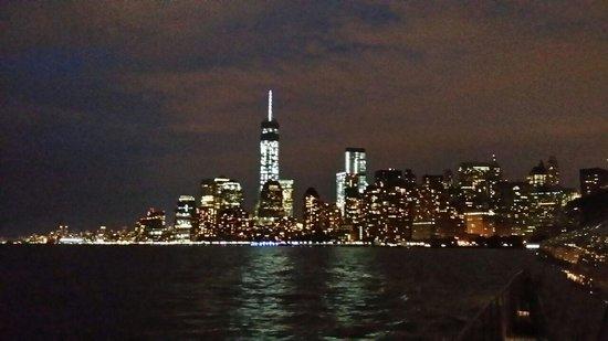 Bateaux New York: cartolina