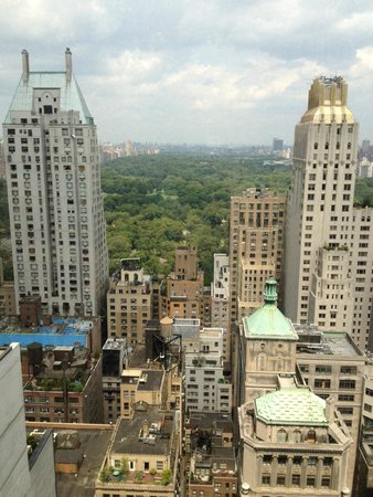 Parker New York : Central Park View