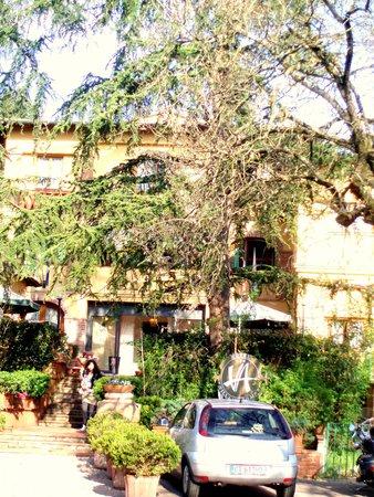 Hotel Villa Ambrosina: villa ambrosina