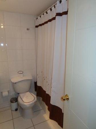 Apart Altamira: Banheiro