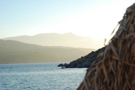 Samos City Hotel: gackou beach is the closest to the hotel