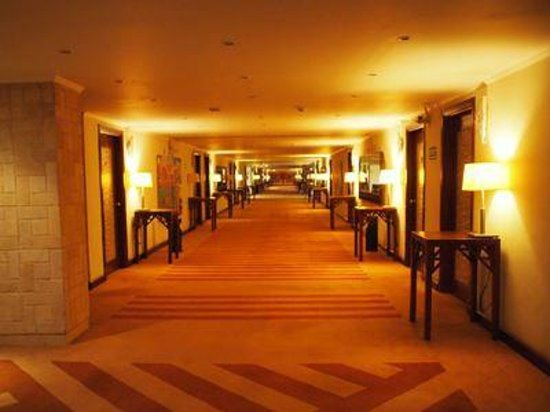 Movenpick Resort Aswan: 廊下