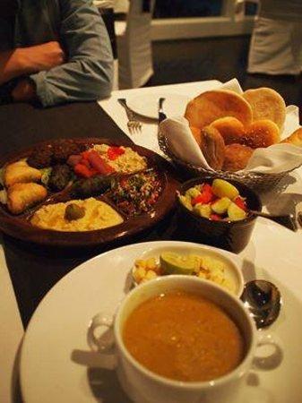 Movenpick Resort Aswan: エジプト料理