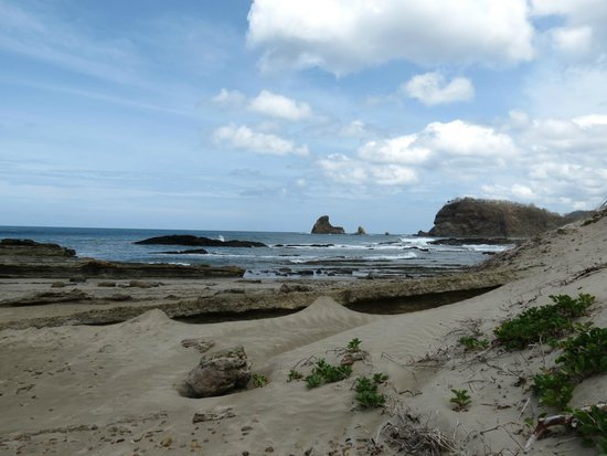 Rancho Cecilia Nicaragua: Great beach!