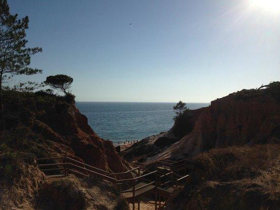 EPIC SANA Algarve Hotel: Acesso a praia