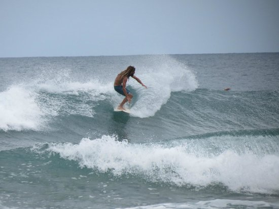 Rancho Cecilia Nicaragua : Andrew--one of our surfing insturctors!