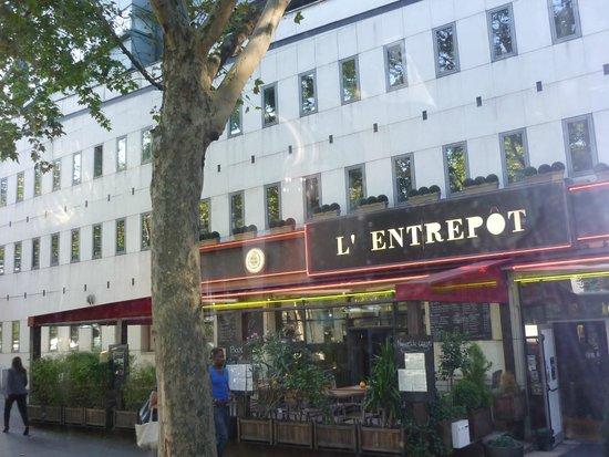Mercure Paris 19 Philharmonie La Villette Hotel : ホテル外観