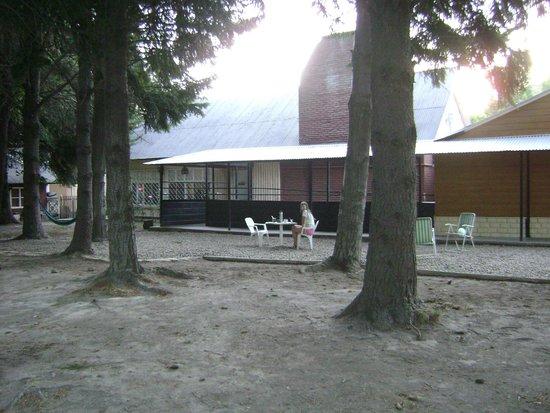 Rukalhue Hostel: Patio II