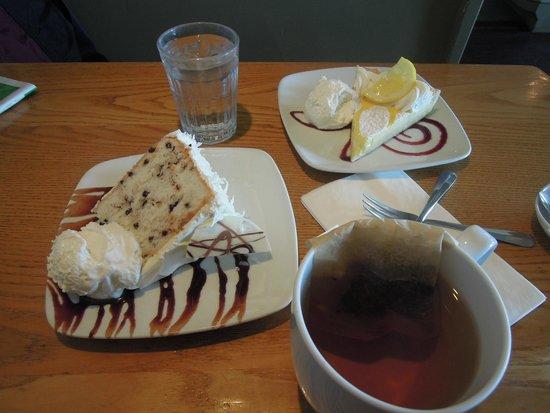 Pastiche Fine Desserts: enjoy the tea time;)