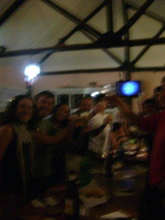 Rukalhue Hostel: Fin de Año