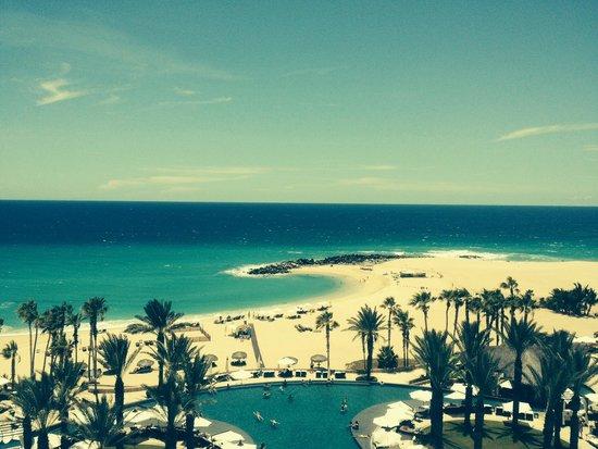 Hilton Los Cabos Beach & Golf Resort: Hilton view