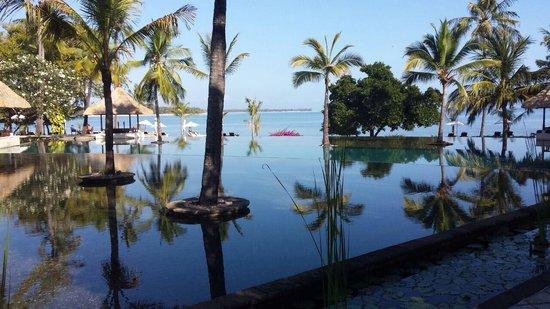 The Oberoi, Lombok: Piscina