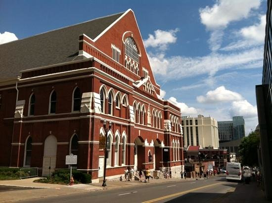 Ryman Auditorium: The Mother Church of Country Music