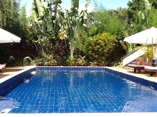 The Boma: Pool area