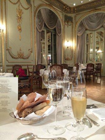 Alvear Palace Hotel: Salón