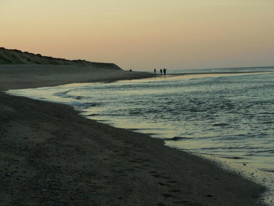 Cape Cod National Seashore: Marcon Beach Sunset