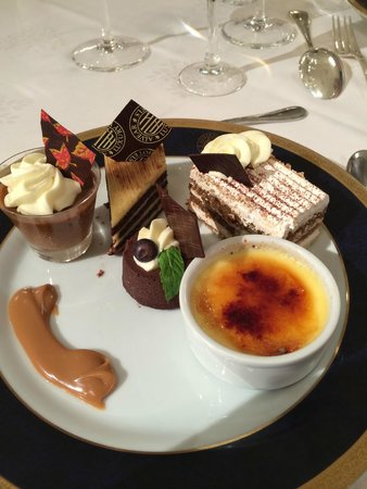 Alvear Palace Hotel: Postres - Deserts
