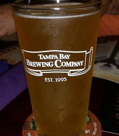 Tampa Bay Brewing Company: Tatonka Hefe