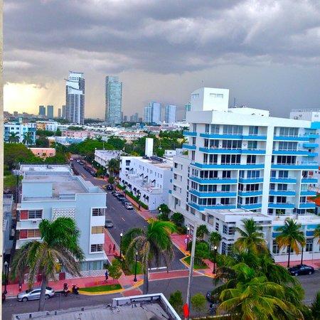 Marriott Stanton South Beach: stormy but still breathtaking