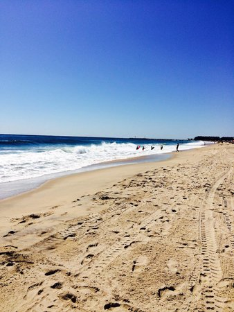 Manasquan Beach: Beautiful clean beach!