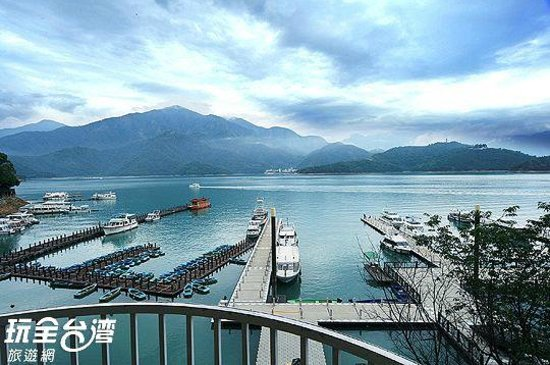 Sun Moon Lake Apollo Resort Hotel: 飯店外觀