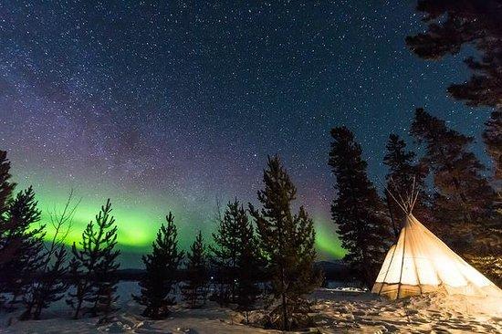 Fotopaseos: Foto del Fotopaseo a las Auroras Boreales 2014
