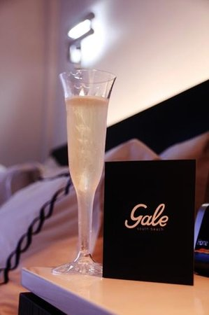 Gale South Beach : a warm welcome for guests @The Gale