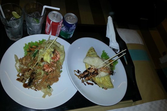 The ONE Legian: Room Service