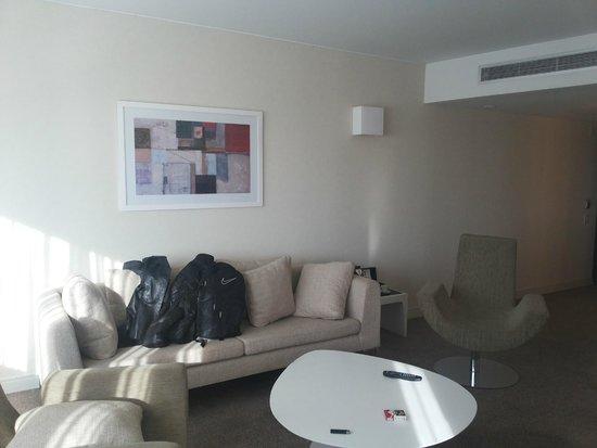 Pullman City Center Rosario: Suite Ejecutiva 327
