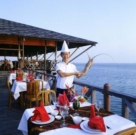 Kelong Restaurant Bintan Review