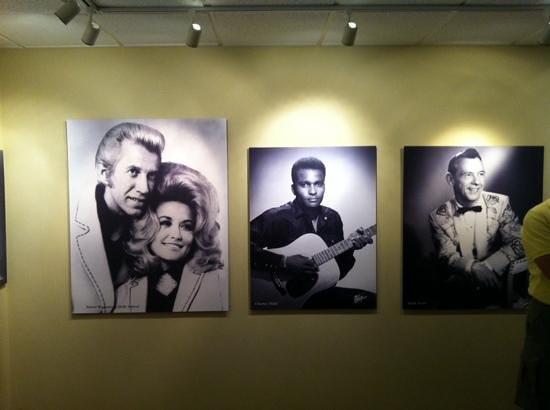 RCA Studio B: a few of Studio B's hit-makers