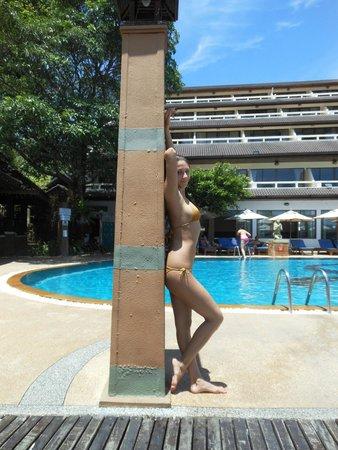 Orchidacea Resort: В бассейне