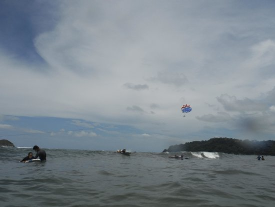 Aguas Azules Parasailing & Watersports Tours: Surfing