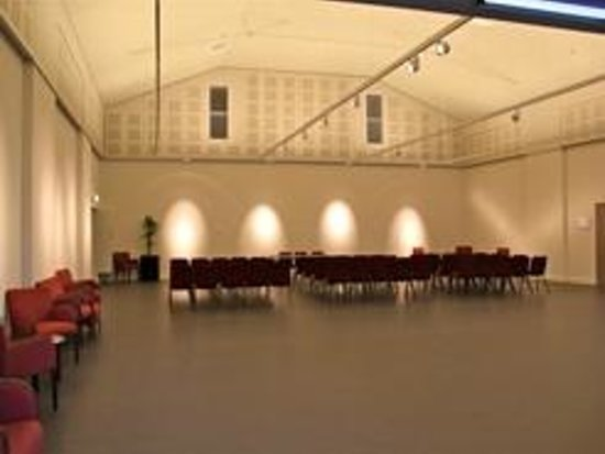 Wollongong Town Hall: Multipurpose room