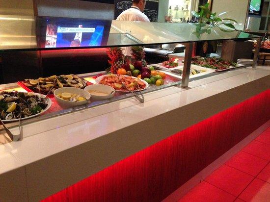 Rydges Parramatta: Buffet