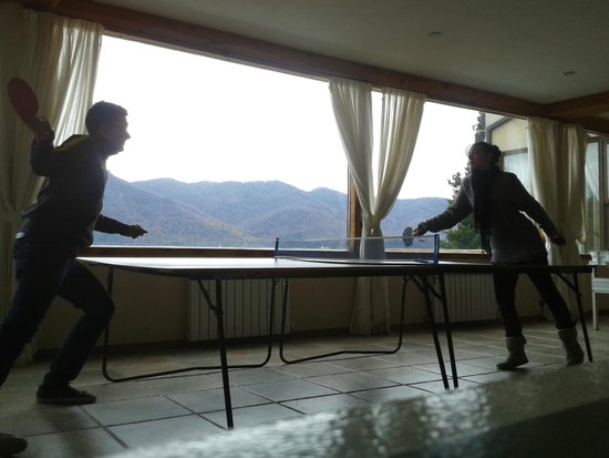 Estancia del Carmen: ping pong